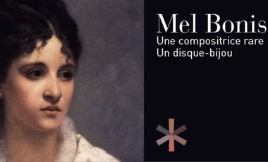 Visueel van project Mel Bonis, une compositrice rare, un disque bijou!