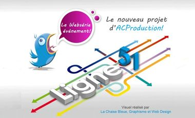 Project visual Ligne 51