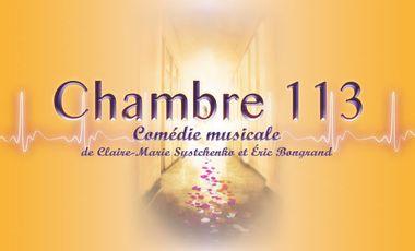 Project visual Chambre 113, la comédie musicale