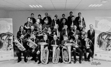 Visuel du projet Brass Band de la Vienne - Go to Championnat de France 2020