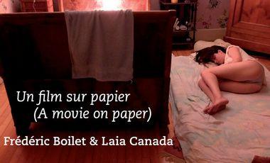 """Visueel van project """"286 jours"""" de Frédéric Boilet & Laia Canada"""