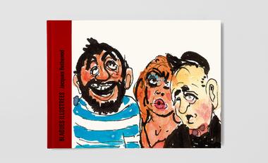 Visuel du projet Blagues illustrées, Jacques Bethenod