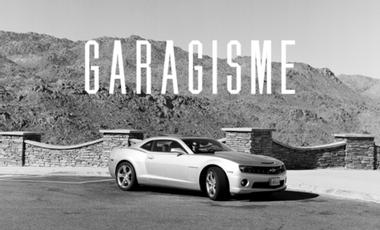 Visueel van project Garagisme Magazine