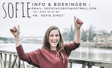 Visueel van project Nieuwe single Sofie