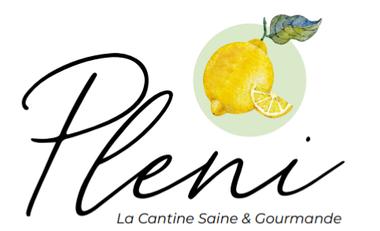 Project visual Pleni, la cantine saine et gourmande