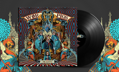Project visual Wør Pigs - Beasts release