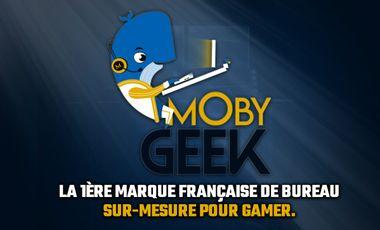 Visueel van project Moby-Geek