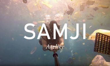 Project visual Atelier Samji - Du déchet à l'objet