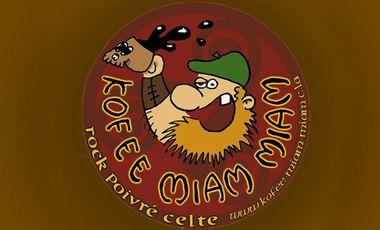 Project visual 1er album de Kofee Miam Miam