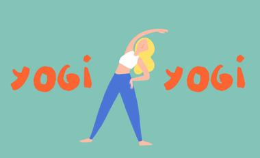 Project visual Yogi Yoga Lyon