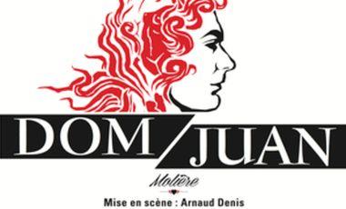 Visueel van project Dom Juan de Molière par Arnaud Denis