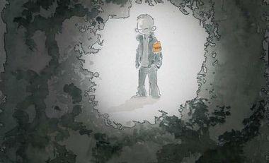 Visueel van project Ensemble pour la prévention du suicide chez les policiers