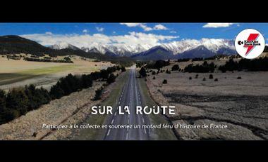 Project visual SUR LA ROUTE