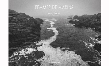 Project visual FEMMES DE MARINS, un livre de Bruno Beucher