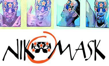 Visueel van project NIKO MASK - Premier Album