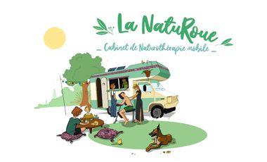 Visueel van project La NatuRoue - Cabinet de Naturothérapie mobile
