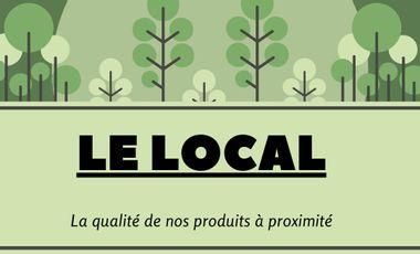 Visueel van project Le Local