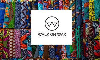 Visueel van project WALK ON WAX