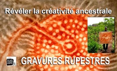 Project visual Révéler la créativité ancestrale !