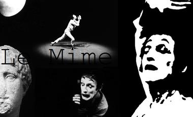Project visual LE MIME - Court-métrage de fiction