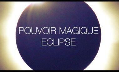 """Visueel van project Pouvoir Magique - Clip """"Éclipse"""""""