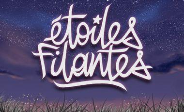 Project visual Poupa Lost & Rovazio - Étoiles Filantes