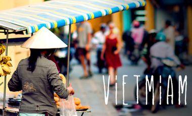 Project visual VietMiam