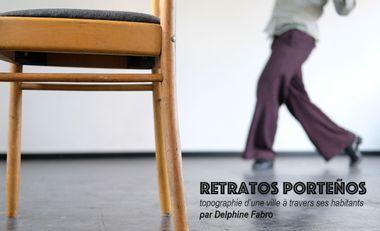 Visuel du projet Exposition photographique et sonore — Retratos Porteños