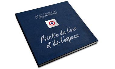 Project visual Le livre Rémy Michelin « Peintre de l'air et de l'espace »
