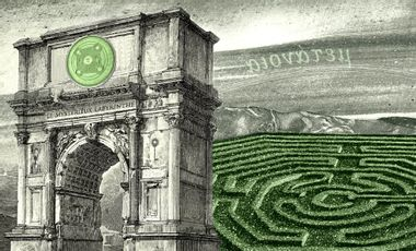 Visueel van project Le Mystérieux Labyrinthe - Jeu de cartes et de divination