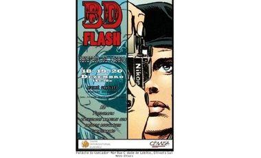Visuel du projet BD Flash