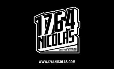 Visueel van project 1764 NICOLAS // Clothing Limited Edition