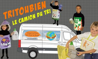 Project visual TRITOUBIEN