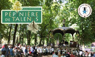 Visueel van project Pépinière de talents du festival Nancyphonies