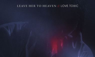 Visueel van project Love.Toxic // le nouvel album de Leave Her To Heaven