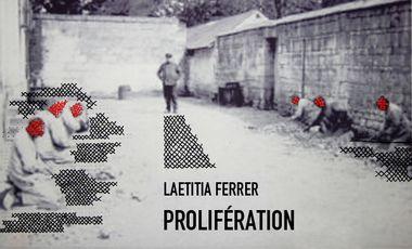 Project visual Prolifération - Le Livre