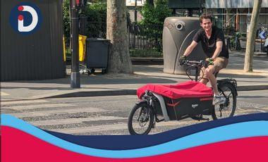 Visueel van project Des livraisons plus responsables à Vélo Cargo