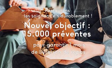 Visuel du projet Restaurons les soignant.e.s, durablement !