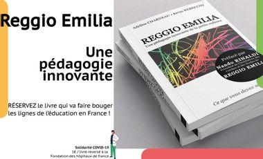 Visueel van project La pédagogie de Reggio Emilia