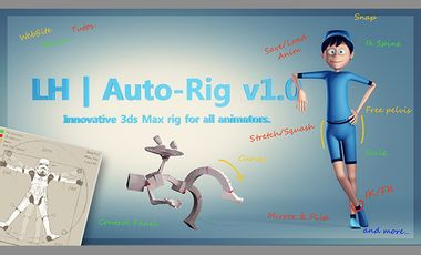 Project visual Auto-Rig