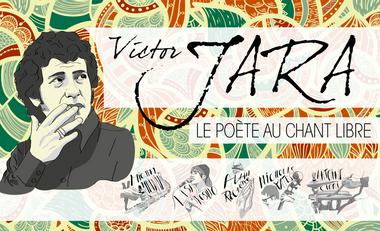 Visuel du projet Victor Jara, le poète au chant libre
