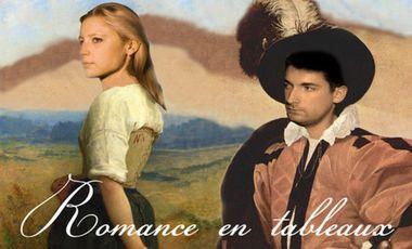 Visuel du projet Romance en tableaux