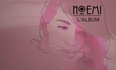 Visuel du projet NOEMI - ALBUM