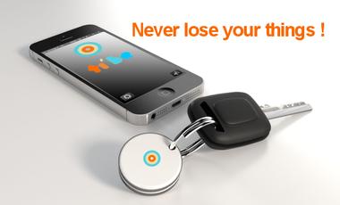 Visueel van project ti'Be - Un porte-clé Bluetooth basse consommation pour ne plus perdre ses affaires  - ti'Be by TICATAG -
