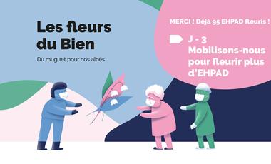 Visueel van project Les Fleurs du Bien - Du Muguet pour nos aînés