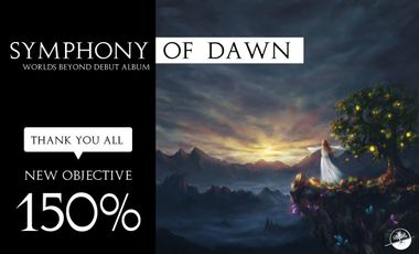 """Project visual Worlds Beyond - Debut album """"Symphony of Dawn"""""""