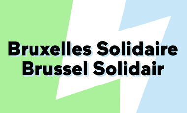 Visueel van project Bruxelles Solidaire - Brussel Solidair