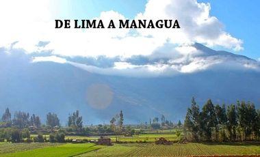 Visuel du projet De Lima à Managua