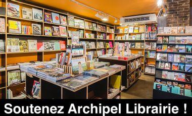 Visuel du projet Archipel Librairie