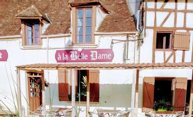 Project visual 10 - A La Belle Dame à Nogent-sur-Seine